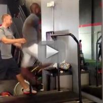 Chad-johnson-treadmill-sprint