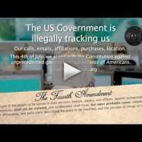 4th Amendment 4th of July TV Ad