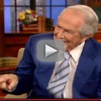 Pat Robertson Wants to Vomit Over Gay Kissing