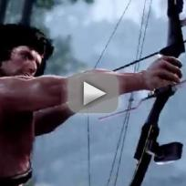 Rambo video game trailer