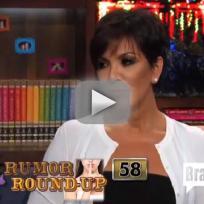 Pattie Mallette and Kris Jenner Shoot Down Rumors