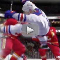 NHL 14 Trailer (NHL 94 Anniversary Mode)