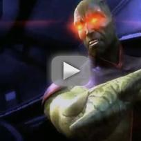 Martian Manhunter Injustice DLC Trailer