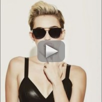 "Miley Cyrus - ""Wrecking Ball"" (Snippet)"