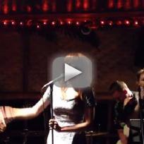 Florence Welch Drunk Sings Daft Punk