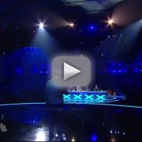 Branden James America's Got Talent Performance