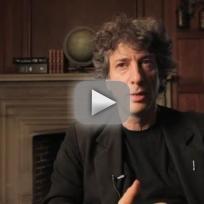 Neil Gaiman Video Game Announcement Trailer