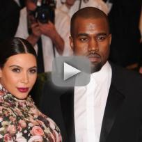 Kim Kardashian Baby Report