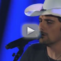 Brad paisley i cant change the world