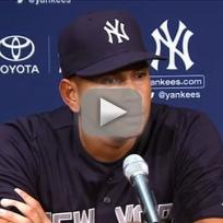 Alex rodriguez press conference