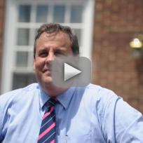 Chris christie hottest politician