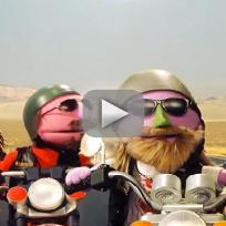 Sesame street parodies sons of anarchy