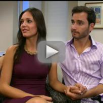 Desiree Hartsock and Chris Siegfried E! Interview
