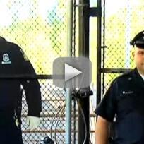 Cardboard Cop Deters Crime