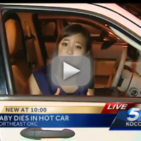 One-Month Old Dies in Hot Car