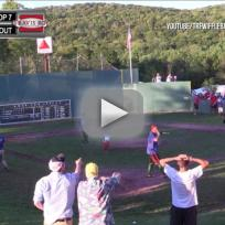 Best Wiffle Ball Catch Ever