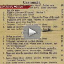 1912 8th Grade Exam Stumps Modern Test-Takers
