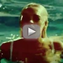 Lindsay Lohan's Freckled Freedom