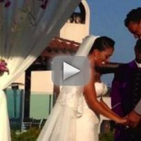 Matt barnes gloria govan wedding