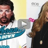 Lindsay Lohan Cast on Eastbound & Down