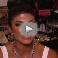 "Teresa Giudice Interview: ""Setting Example"" For Kids"