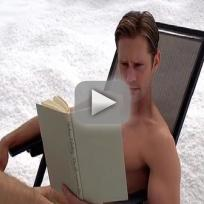 Alexander skarsgard nude on true blood