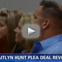 Kaitlyn Hunt Arrested Again, Plea Deal Revoked