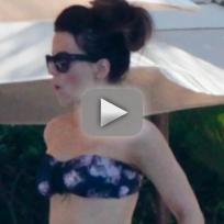 Kate Beckinsale Bikini