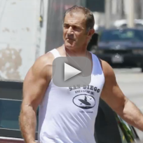 Mel gibson ripped