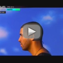 Drake MTV VMA Performance 2013