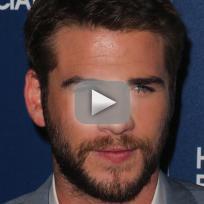 Liam Hemsworth Offered Cash for Vomit Story