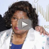 Katherine Jackson Speaks on Paris Jackson