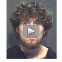 Man Arrested for Walking Dog While Naked