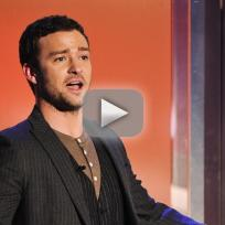 Justin Timberlake Stops Media Tour For Brain Surgery Survivor