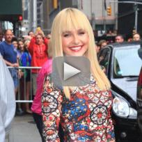 Hayden Panettiere Hair Change