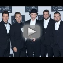 Nsync goes bye bye bye one last time