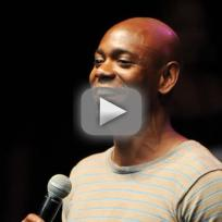 Dave Chappelle Heckled, Walks Off Stage