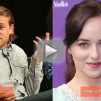 Fifty Shades of Grey Casting Reactions