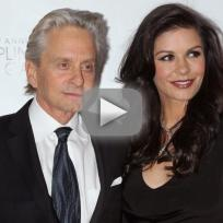 Michael douglas marriage not in crisis