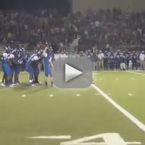 AMAZING Ending to High School Football Game