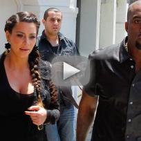 Kim Kardashian and Kanye West to Daughter: No Pink for You!