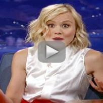 Alison pill on conan