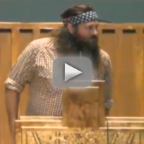 Duck Dynasty Sermons