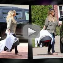 Kim Kardashian: Blonde Hair!