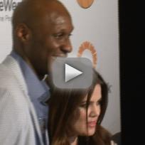 Lamar Odom: OUT of Rehab