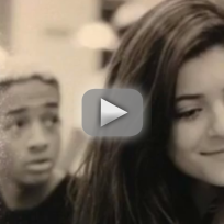 Kylie Jenner Gushes Over Jaden Smith