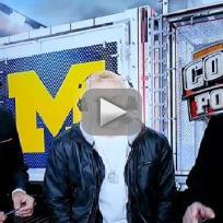 Eminem on College Football Broadcast