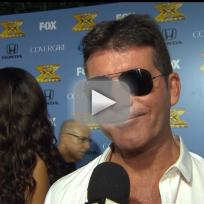 Simon Cowell Talks Fatherhood