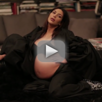 Kim Kardashian Fashion Shoot