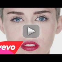Miley Cyrus - Wrecking Ball (Music Video)